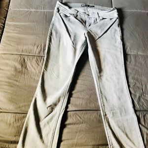 Levi's Demi curve straight jeans